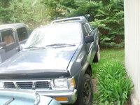 Picture of 1994 Nissan Pickup 2 Dr V6 Standard Cab LB, exterior