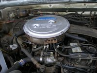 Picture of 1986 Nissan Pickup, engine