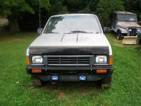 1986 Nissan Pickup Overview