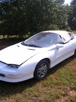 Picture of 1995 Chevrolet Camaro Base, exterior