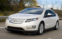 2015 Chevrolet Volt, Front-quarter view. Copyright General Motors, exterior, manufacturer
