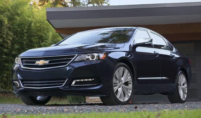 Chevrolet Impala Reviews - Chevrolet Impala Price, Photos, and ...