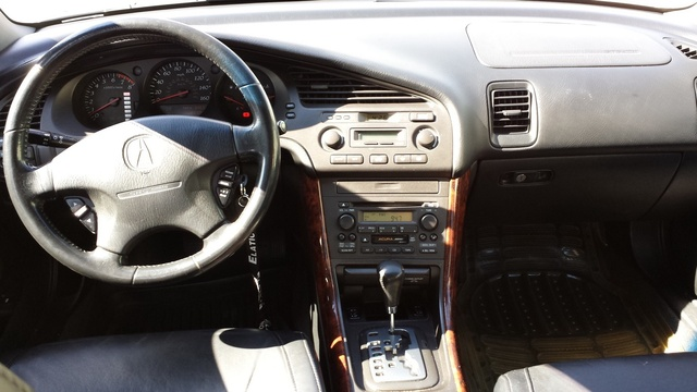 Who Owns Volvo >> 1999 Acura TL - Interior Pictures - CarGurus