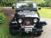 1980 Jeep CJ7 Overview