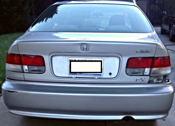 Picture of 1999 Honda Civic Coupe