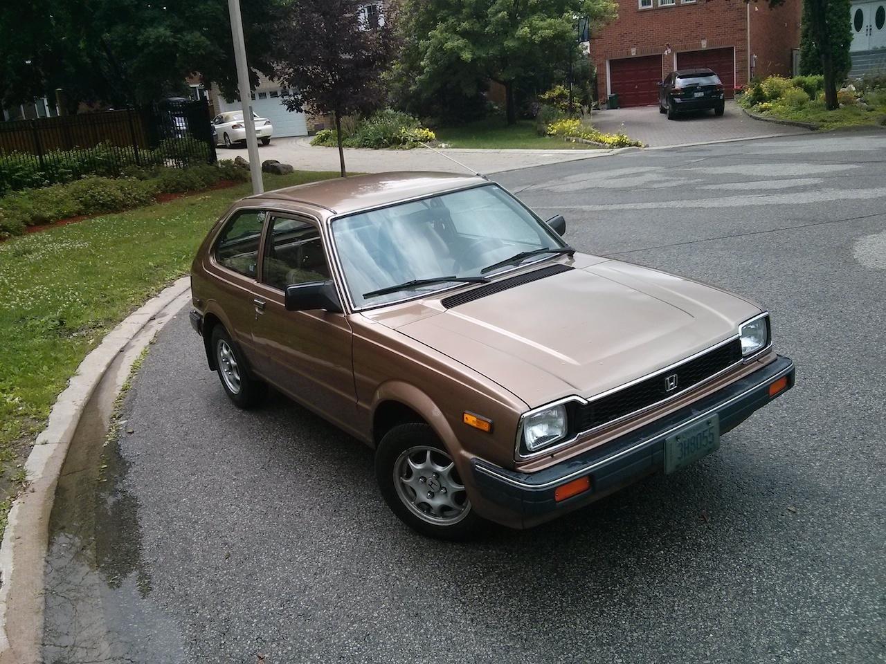 1982 Honda Civic - Overview - CarGurus