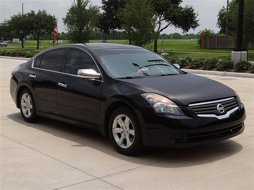picture of 2007 nissan altima 2 5 s exterior. Black Bedroom Furniture Sets. Home Design Ideas