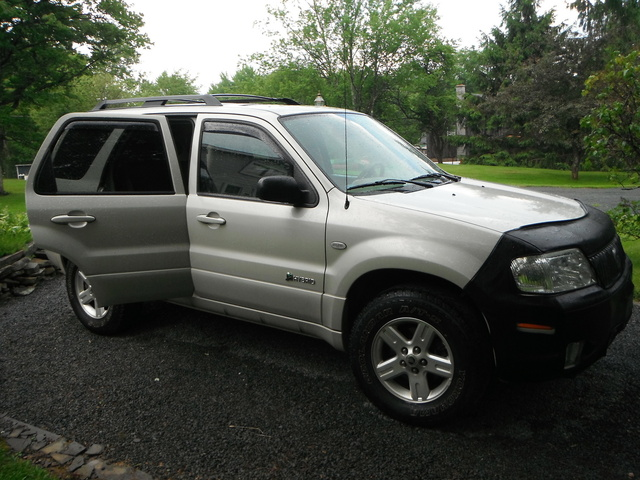 Picture of 2007 Mercury Mariner Hybrid Hybrid