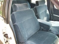 Picture of 1993 Buick Century Limited Sedan FWD, interior, gallery_worthy