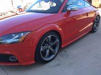 2009 Audi TTS Overview