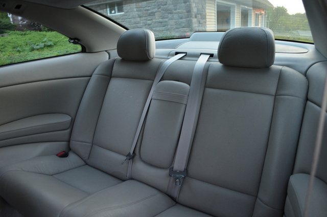 Picture of 2001 Volvo C70 HT Turbo, interior