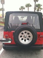 2004 Jeep Wrangler SE picture