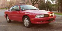 1994 Oldsmobile Achieva Overview