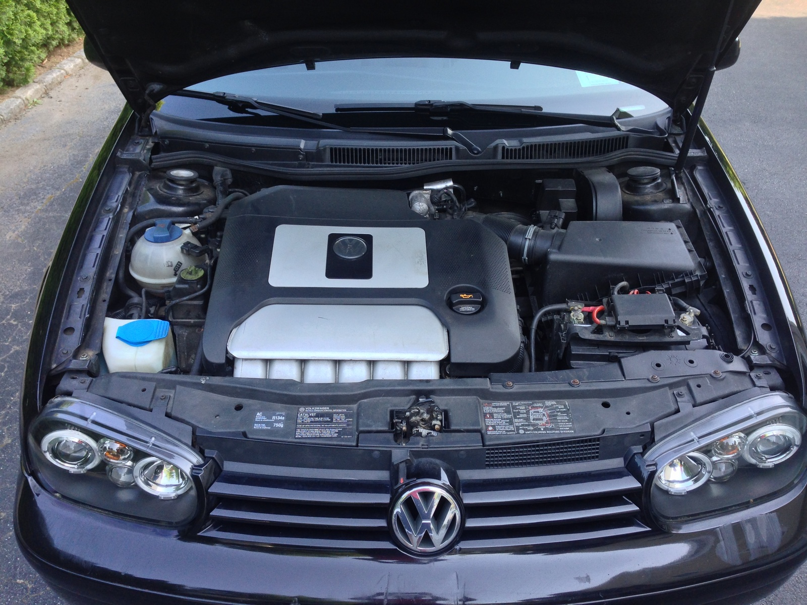 picture of 2004 volkswagen gti vr6 engine. Black Bedroom Furniture Sets. Home Design Ideas