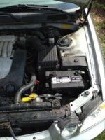 Picture of 2003 Kia Optima LX V6, engine
