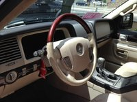 2003 Lincoln Aviator 4 Dr STD AWD SUV picture, interior