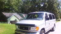 Picture of 2005 Ford E-350 XLT Passenger Van, exterior