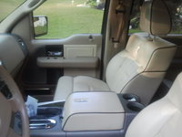 Picture of 2008 Lincoln Mark LT Base, interior
