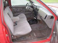 Picture of 1991 Nissan Pickup 2 Dr STD Standard Cab SB, interior
