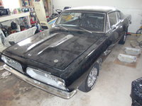 1968 Plymouth Barracuda Picture Gallery
