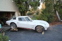 1963 Chevrolet Corvette Coupe, Major work., exterior