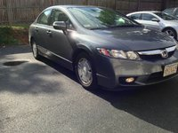Picture of 2010 Honda Civic Hybrid w/ Leather, exterior