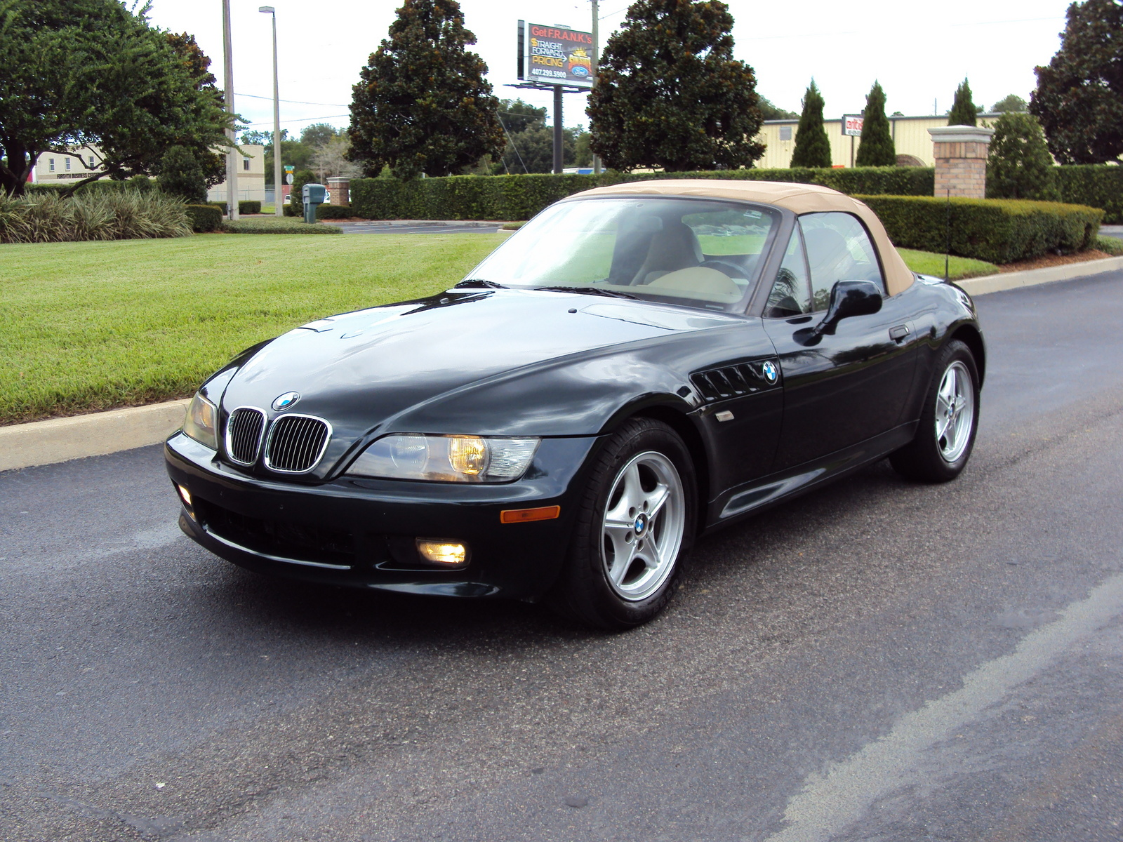 2000 Bmw Z3 Specifications Cargurus