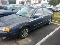 2002 Kia Spectra Picture Gallery
