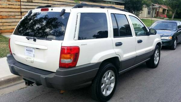 Picture of 2001 Jeep Grand Cherokee Laredo 4WD