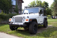 Picture of 1999 Jeep Wrangler Sport, exterior