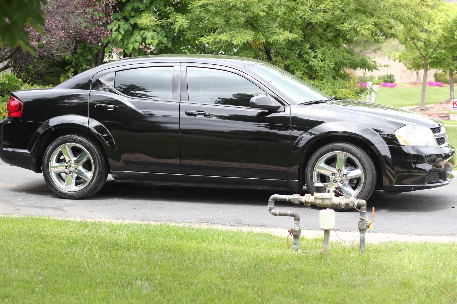 Picture Of 2013 Dodge Avenger Se Exterior