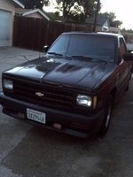 Picture of 1989 Chevrolet S-10 Tahoe Standard Cab SB, exterior