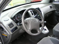 Picture of 2007 Hyundai Tucson 4 Dr Limited 4X4, interior