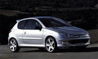 Picture of 2004 Peugeot 206, exterior
