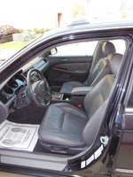 Picture of 2002 Acura RL 3.5L, interior