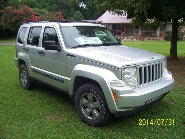 Picture of 2008 Jeep Liberty Sport 4WD, exterior, gallery_worthy