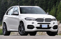 2015 BMW X5 Overview