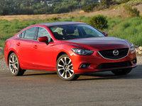 2015 Mazda MAZDA6, 2015 Mazda 6 Grand Touring Soul Red, exterior