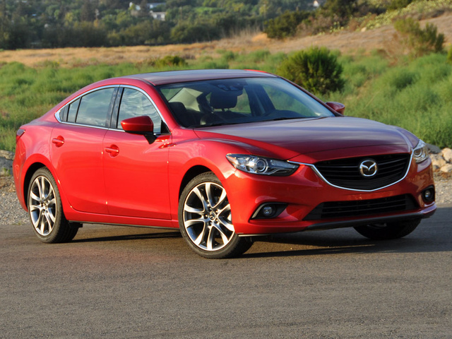 2015 Mazda MAZDA6 - Test Drive Review - CarGurus