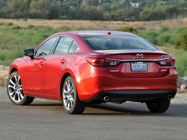 2015 mazda mazda6 test drive review cargurus. Black Bedroom Furniture Sets. Home Design Ideas