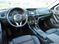 2015 Mazda MAZDA6, 2015 Mazda 6 Grand Touring Dashboard, interior, gallery_worthy