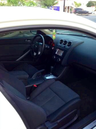 2009 Nissan Altima Coupe