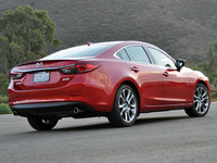 2015 Mazda 6 Grand Touring Soul Red