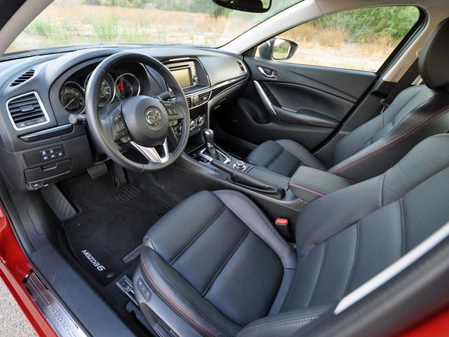 2015 Mazda Mazda6 Pictures Cargurus