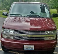 Picture of 2005 Chevrolet Astro 2WD, exterior, gallery_worthy