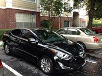2014 Hyundai Elantra SE picture