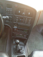 Picture of 1993 Saab 9000 4 Dr Aero Turbo Hatchback, interior