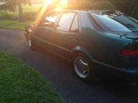Picture of 1993 Saab 9000 4 Dr Aero Turbo Hatchback, exterior, gallery_worthy