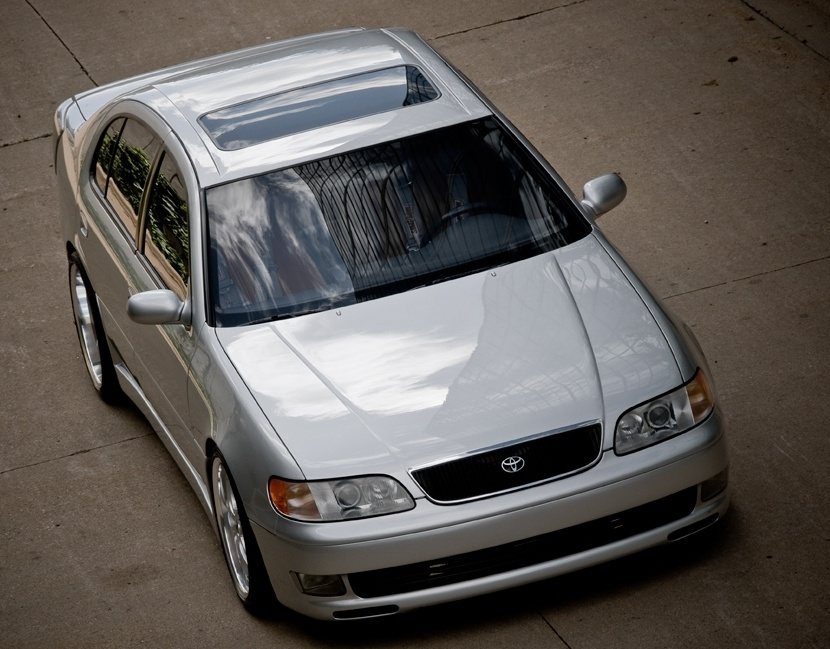 Hyundai Of Bedford >> Toyota Aristo - Overview - CarGurus