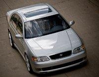 2005 Toyota Aristo Overview